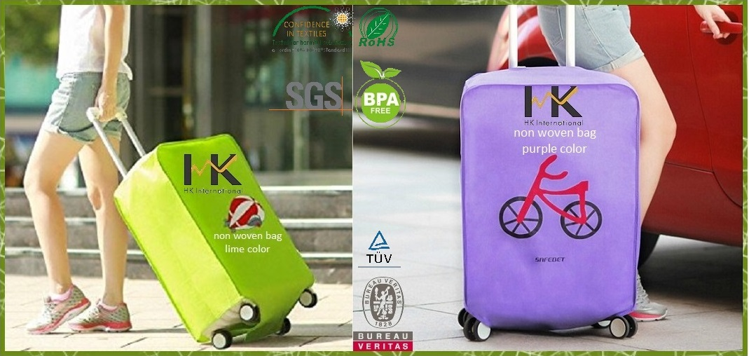 Cover Protector by non woven bag