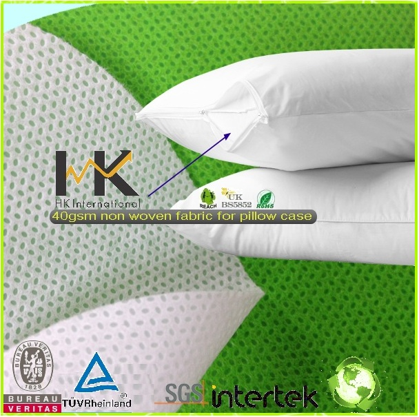 Flame retardant nonwoven-Pillow-CA117-EU
